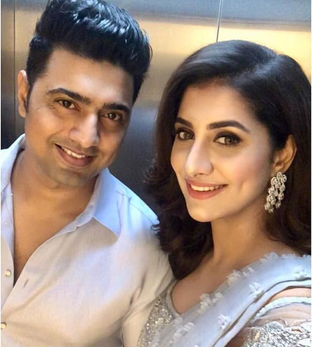Rukmini Maitra and dev
