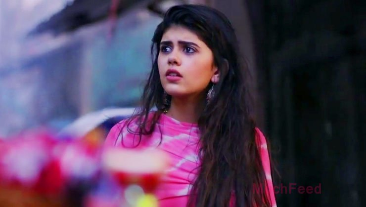 Sanjana Sanghi in Hindi Medium