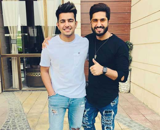 Jassi Gill and Jass Manak