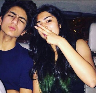 ibrahim ali khan and khushi kapoor