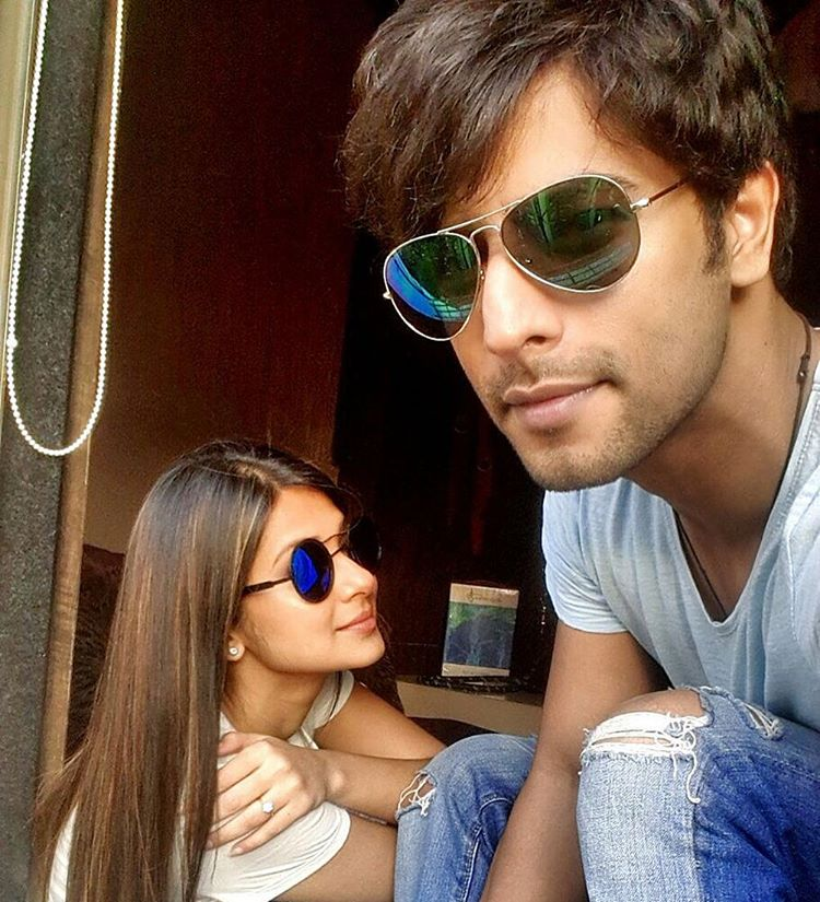 Jennifer with Sehban Azim