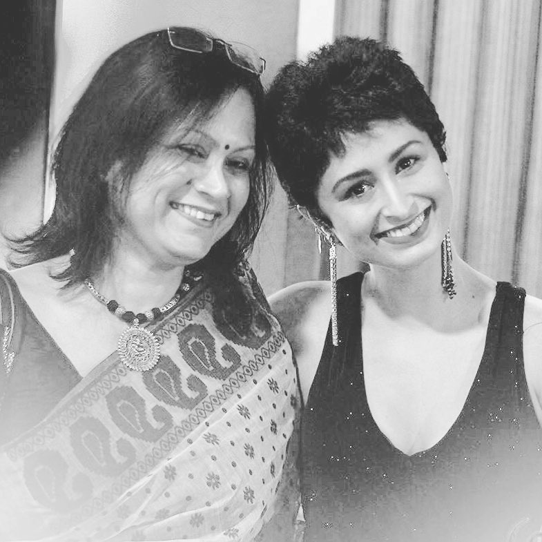 Ritabhari's mother And sister