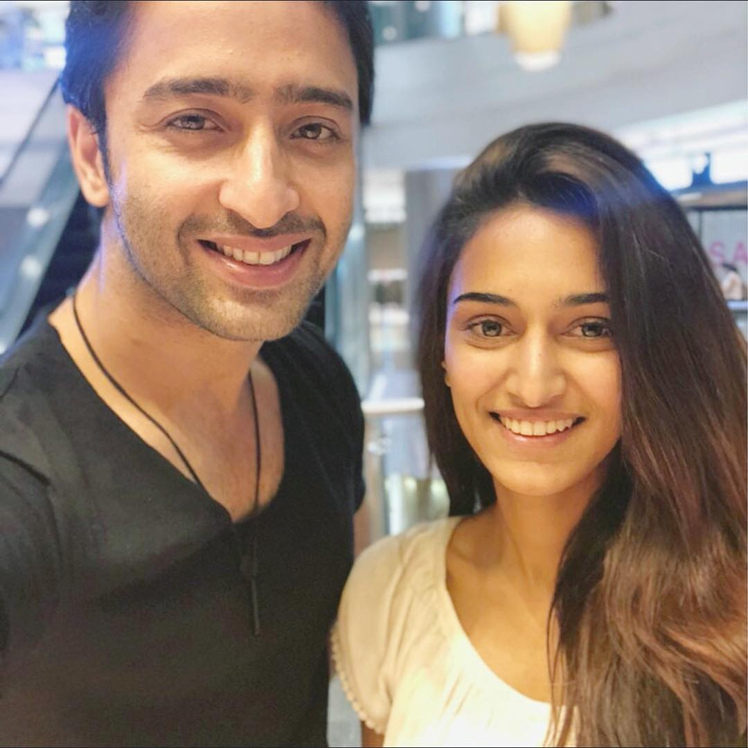 Erica with Shaheer Sheikh