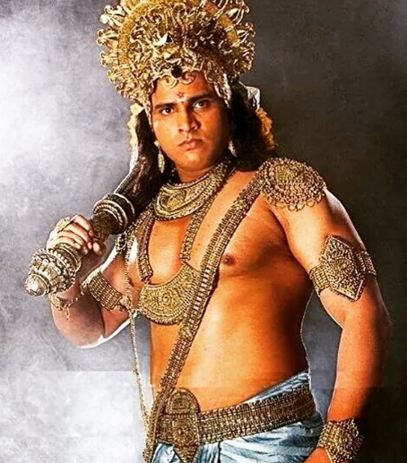 Saurav as Bheem