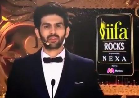 Co-host in 2018 IIFA Awards